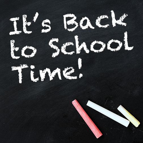 Back-to-school preparation tips